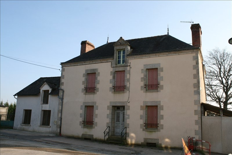 Vente maison / villa Lanouee 80250€ - Photo 1