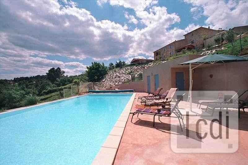 Vente de prestige maison / villa Aubenas 990000€ - Photo 3