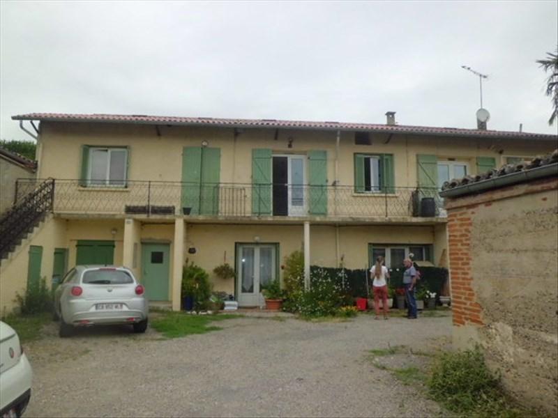 Rental apartment Bessens 380€ CC - Picture 1