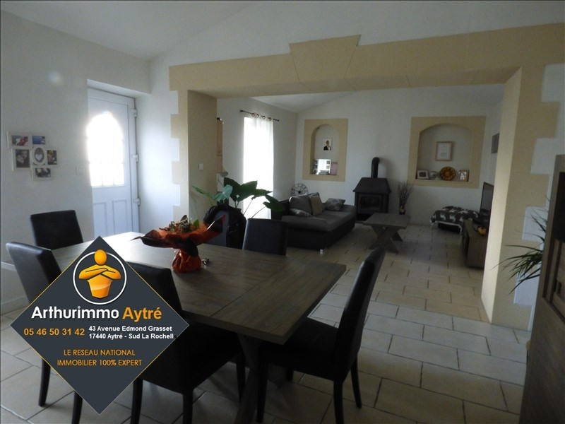 Vente maison / villa Rochefort 182000€ - Photo 1