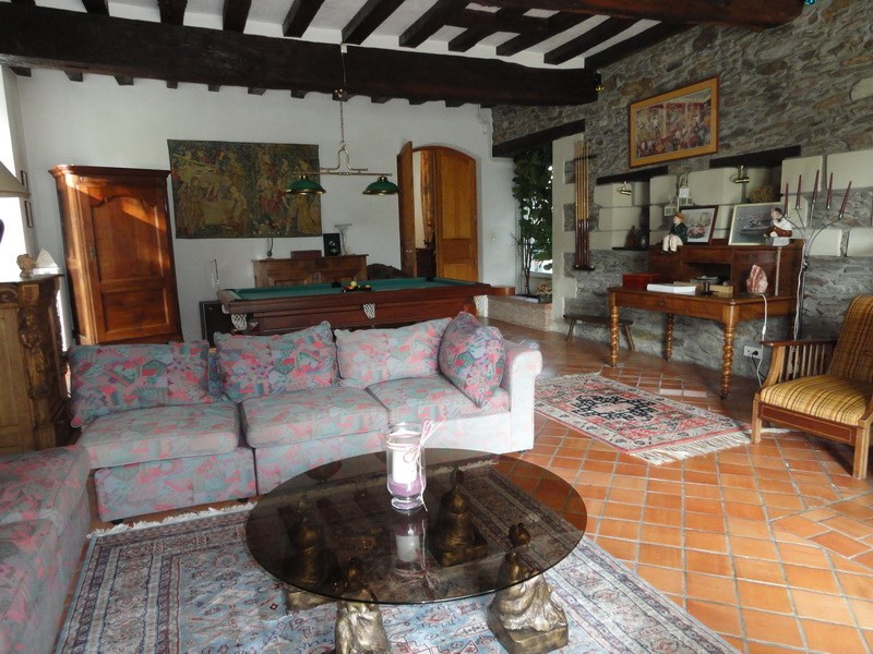 Deluxe sale private mansion Angers 20 mn. 600 000€ - Picture 5