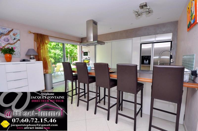 Vente maison / villa St maurice montcouronne 620000€ - Photo 6