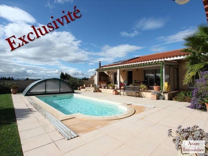 Vente maison / villa Salses le chateau 349000€ - Photo 1