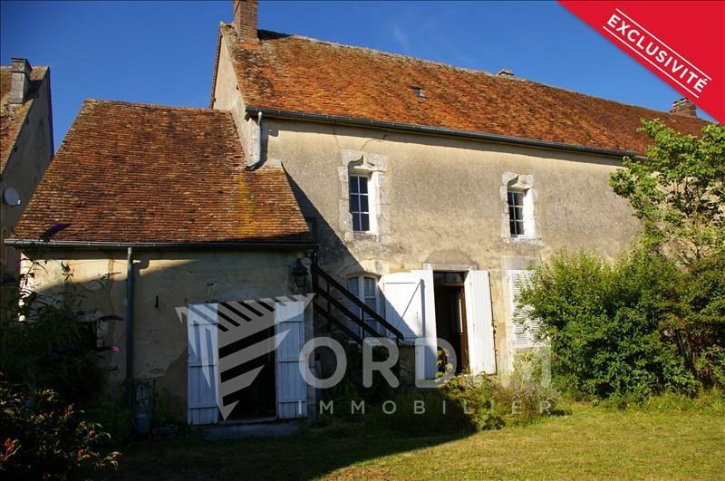 Vente maison / villa St sauveur en puisaye 83000€ - Photo 1