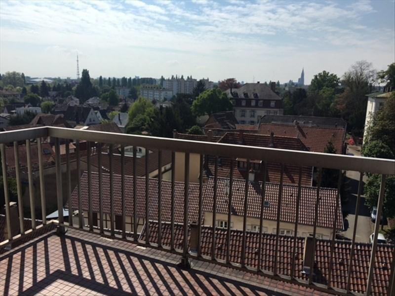 Rental apartment Schiltigheim 815€ CC - Picture 1
