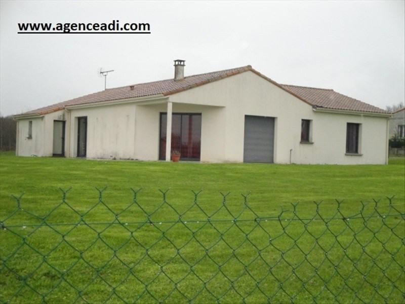 Vente maison / villa Cherveux 166400€ - Photo 1