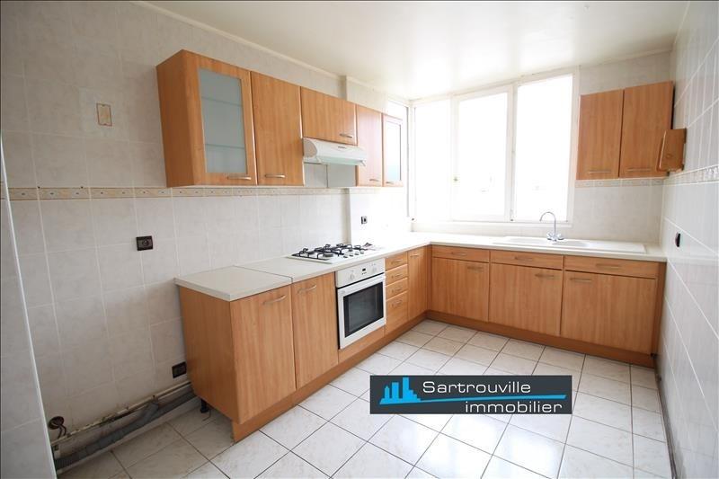 Revenda apartamento Sartrouville 176000€ - Fotografia 2