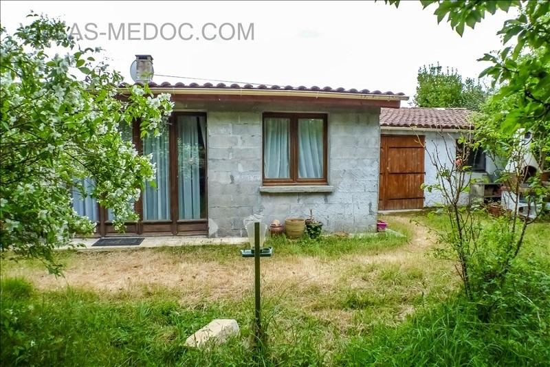 Vente maison / villa Jau dignac et loirac 81000€ - Photo 2