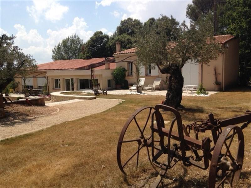 Vente de prestige maison / villa Pourrieres 595000€ - Photo 2