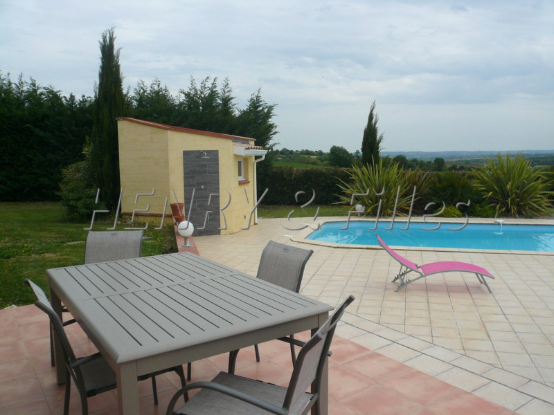 Sale house / villa L'isle jourdain 5 km 388000€ - Picture 22