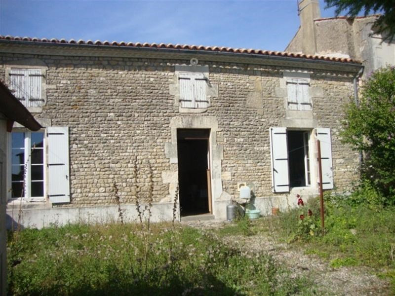 Vente maison / villa Bernay-saint-martin 41200€ - Photo 2