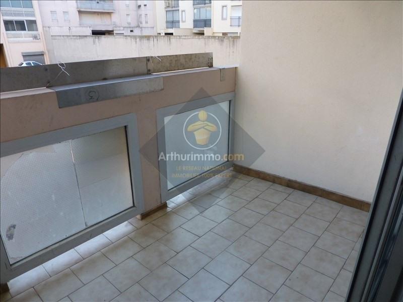 Sale apartment Sete 69500€ - Picture 3