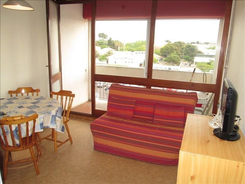 Sale apartment Balaruc les bains 87000€ - Picture 1