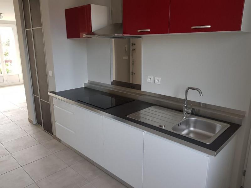 Sale apartment Pont eveque 121000€ - Picture 2