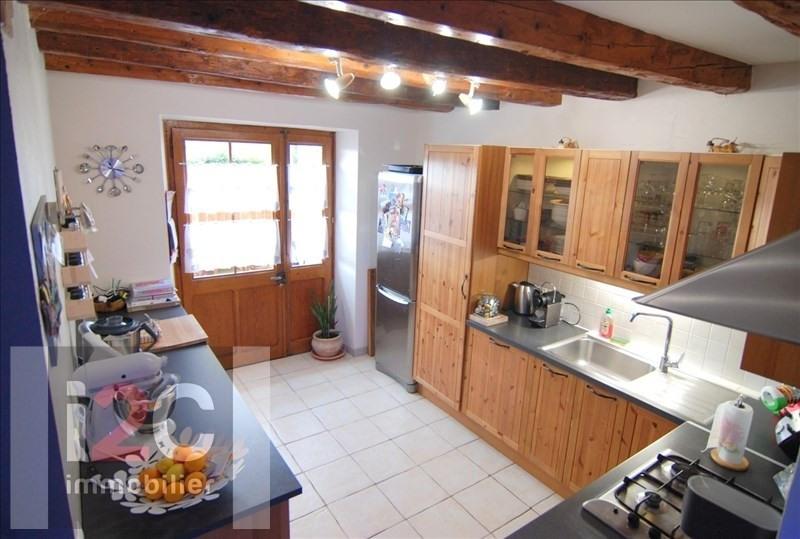 Vente maison / villa Cessy 550000€ - Photo 2