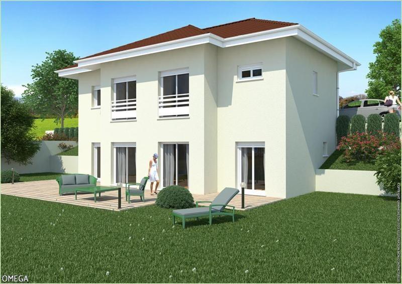 Maison  5 pièces + Terrain 1065 m² Saint-Cergues par MAISONS ET CHALETS DES ALPES MCA