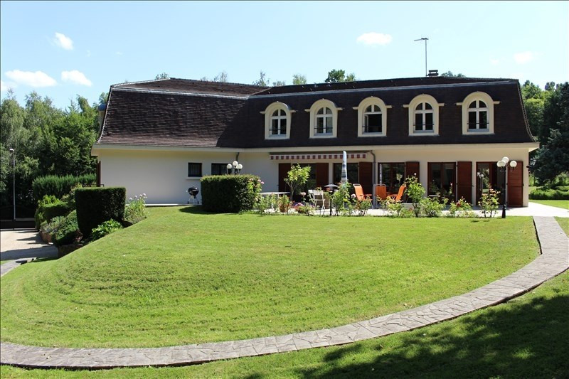 Deluxe sale house / villa Marly-le-roi 1490000€ - Picture 1