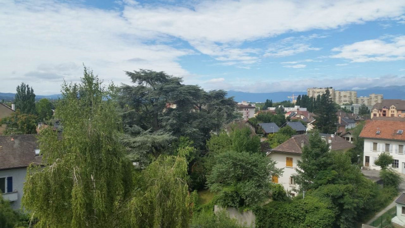 Investment property apartment Gaillard 145000€ - Picture 1
