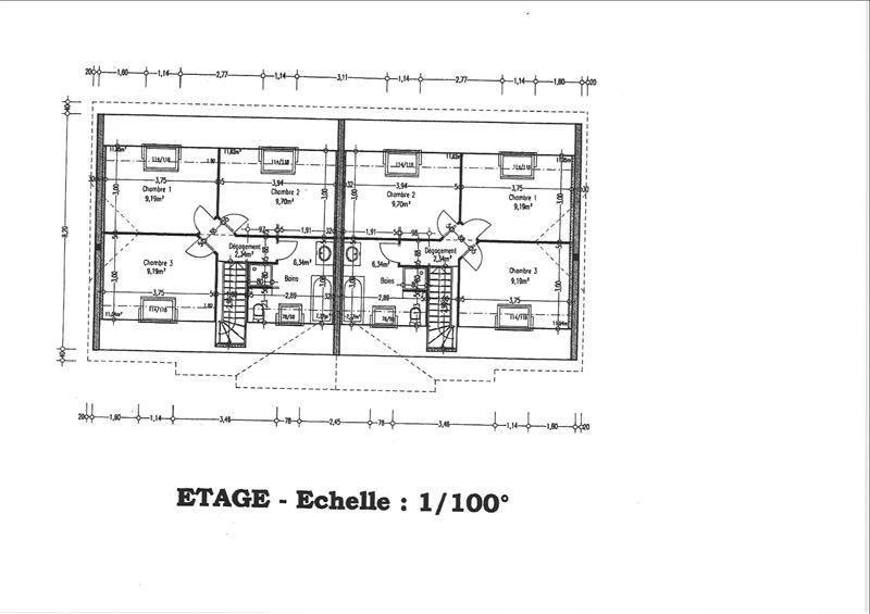 Sale house / villa Oloron ste marie 266000€ - Picture 4