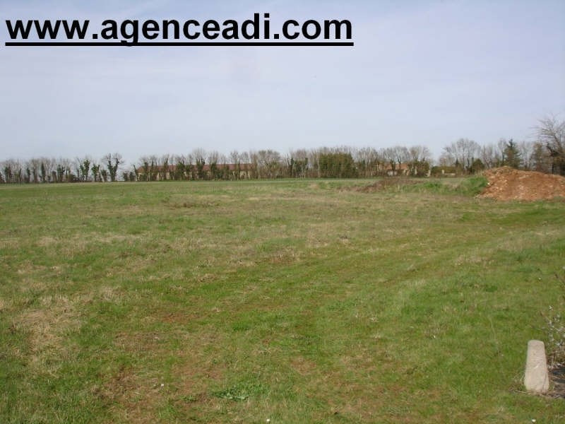 Vente terrain Mougon/prahecq 68000€ - Photo 1