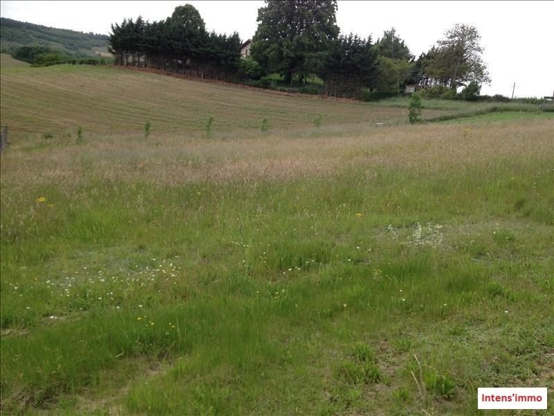 Vente terrain Saint antoine l'abbaye 97 000€ - Photo 2