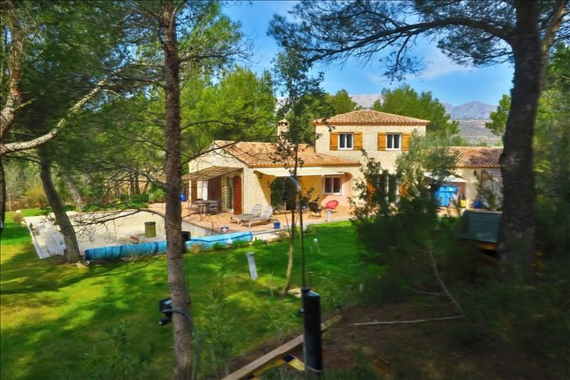 Vente de prestige maison / villa Rousset 1299000€ - Photo 1