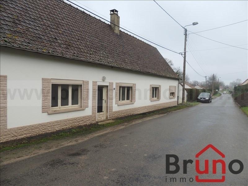 Sale house / villa Nampont st martin 118500€ - Picture 1