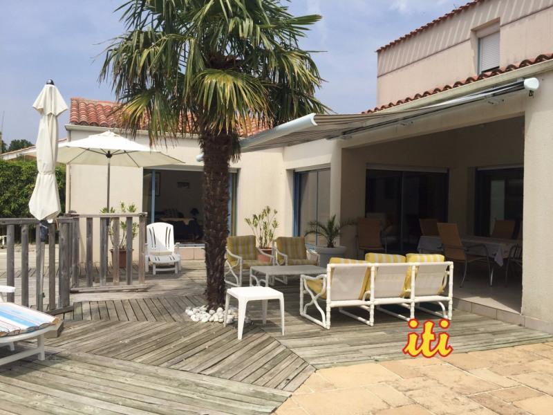 Vente de prestige maison / villa Olonne sur mer 555000€ - Photo 1