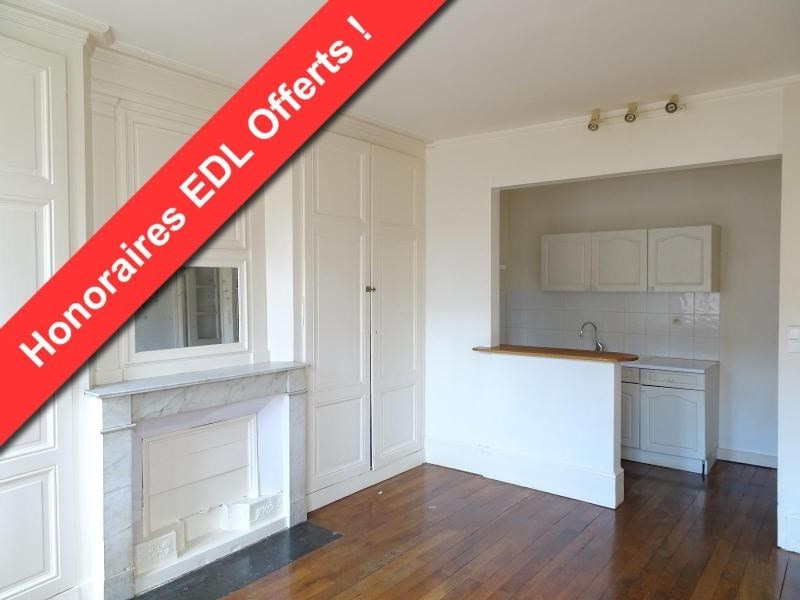 Location appartement Villefranche 411€+ch - Photo 1