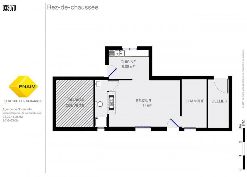 Vente maison / villa Montreuil-l'argille 33500€ - Photo 8