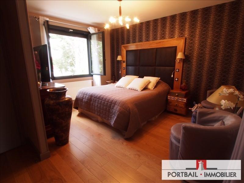 Sale house / villa St loubes 450000€ - Picture 6