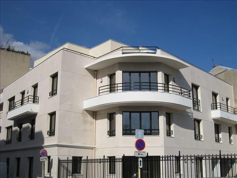 Verhuren  appartement Courbevoie 1150€ CC - Foto 1