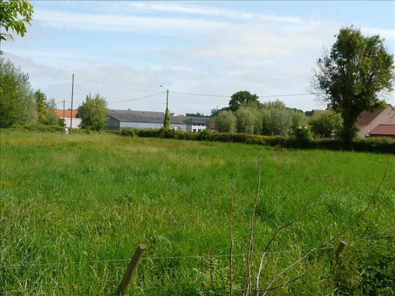 Vente terrain Aire sur la lys 54 000€ - Photo 2