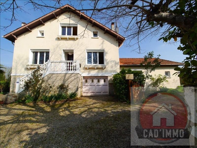 Sale house / villa Lamonzie saint martin 160500€ - Picture 1