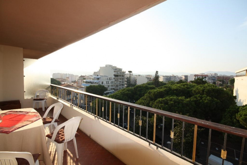 Rental apartment Juan les pins 1 750€ CC - Picture 2