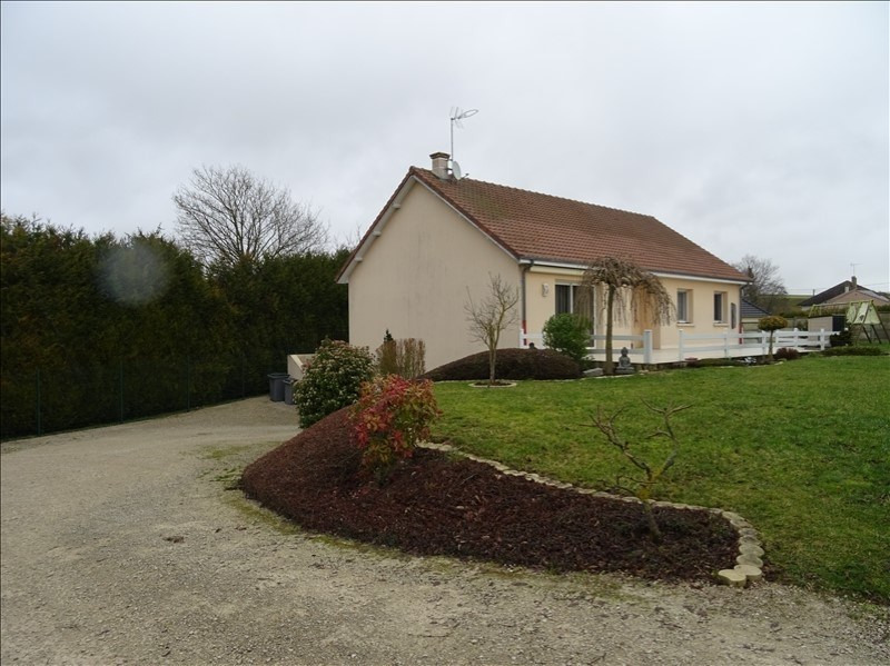 Vente maison / villa Vailly 191 500€ - Photo 2