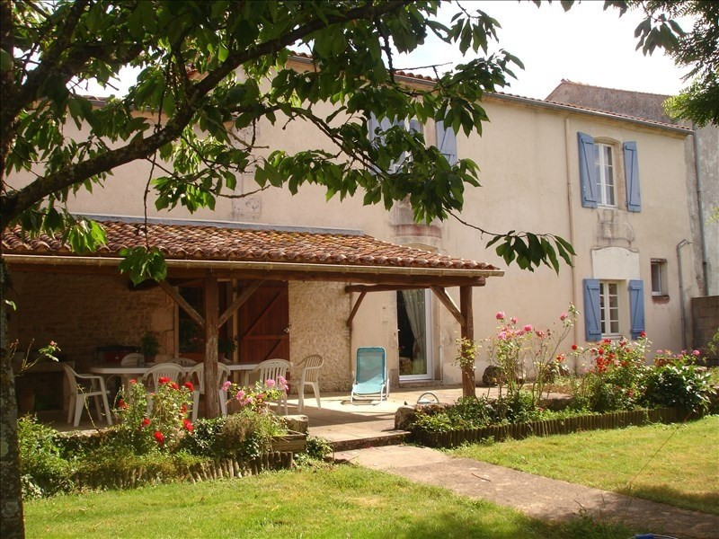 Vente maison / villa Champagne les marais 259750€ - Photo 1