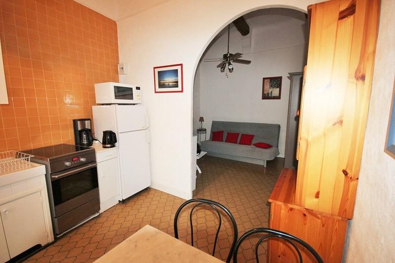 Alquiler vacaciones  apartamento Collioure 234€ - Fotografía 3