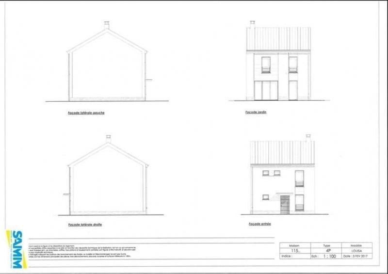 Sale house / villa Mennecy 310000€ - Picture 1