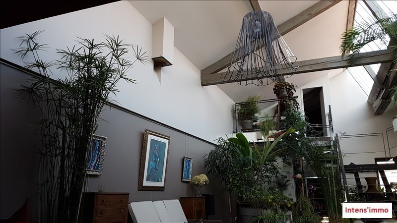 Vente loft/atelier/surface Bourg de peage 499000€ - Photo 3