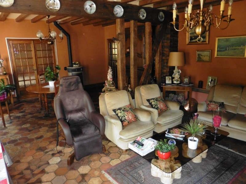 Vente maison / villa Le mele sur sarthe 242000€ - Photo 2