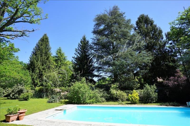Vente de prestige maison / villa Lamorlaye 625000€ - Photo 2