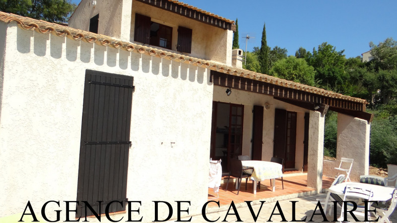 Sale house / villa Rayol canadel 682 000€ - Picture 1