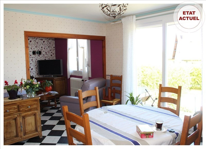 Vente maison / villa Escolives ste camille 153000€ - Photo 3