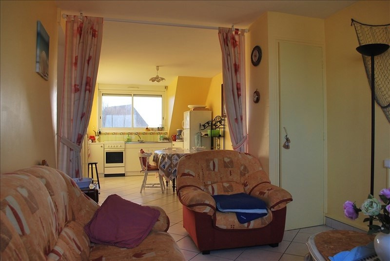 Sale apartment Fort mahon plage 132 000€ - Picture 1