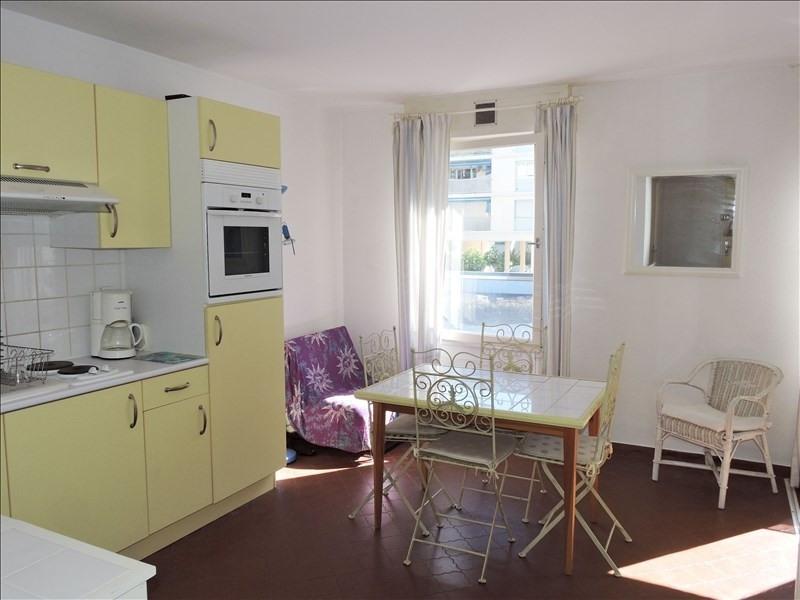 Vente appartement La grande motte 81500€ - Photo 1