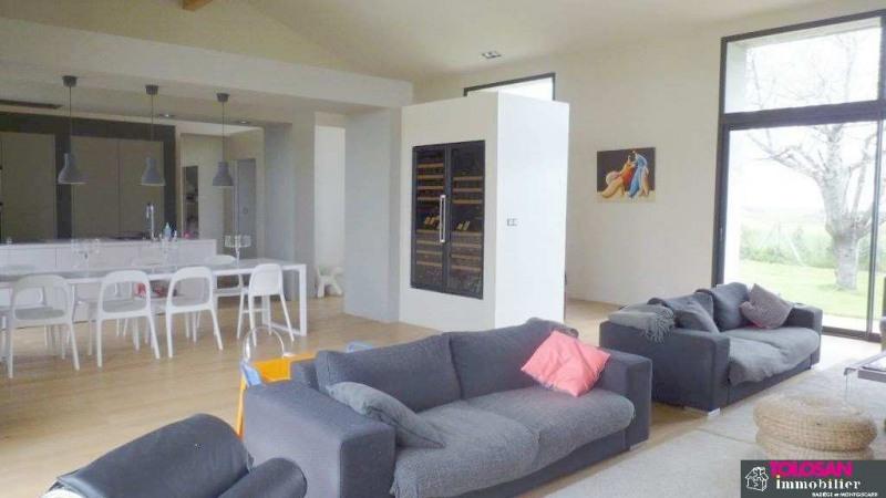 Deluxe sale house / villa Montgiscard secteur 470000€ - Picture 13