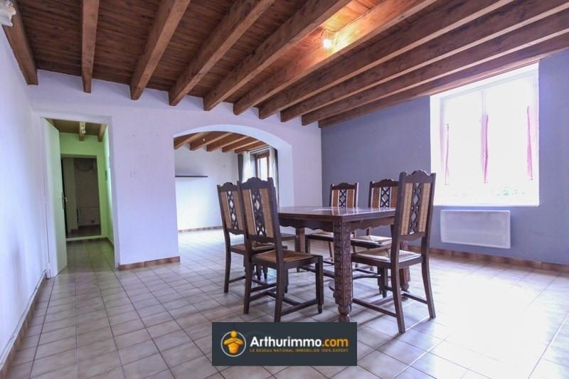 Vente maison / villa Morestel 145000€ - Photo 4
