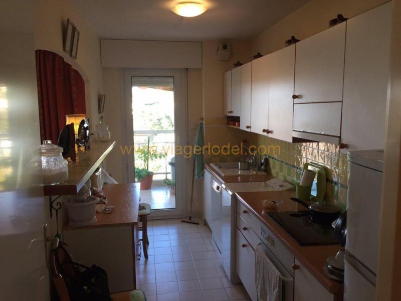 Vendita nell' vitalizio di vita appartamento Saint-laurent-du-var 73500€ - Fotografia 3