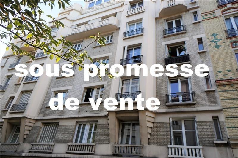 Sale apartment Asnieres sur seine 374400€ - Picture 1
